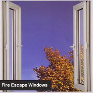 Fire Escape Windows